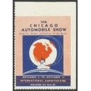 Chicago 1938 38th Automobile Show