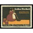 Loba-Parket desinfizierendes Bohnerwachs ... (WK 01)