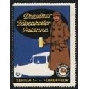 Dresdner Felsenkeller Pilsner Seria A 1 (Chauffeur)
