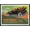 Hyatt Quiet Roller Bearings (WK 01)