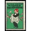 Wiener Illustrierte Zeitung (Kellnerjunge)