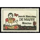 Die Mappe München Deutsche Malerzeitung (WK 101)
