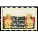 Die Mappe München Deutsche Malerzeitung (WK 102)