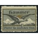 Hammer Blätter für den deutschen Sinn (WK 01)