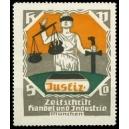 Handel und Industrie München Zeitschrift Justiz