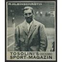 Tosolini's Sport-Magazin (WK 04) R. Kleinschroth (Tennis)