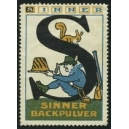 Sinner Backpulver (WK 01)