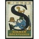 Sinner Backpulver (WK 01)