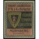 Horlacher Yoghurt Laboratorium Nürnberg ... (WK 01)