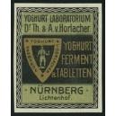Horlacher Yoghurt Laboratorium Nürnberg ... (WK 02)