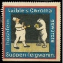 Laible's Carotta ... Suppen-Teigwaren (WK 01)