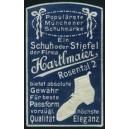 Hartlmaier München Schuh oder Stiefel ... (blau)
