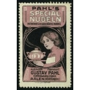 Pahl's Special-Nudeln ... Aalen (WK 01)