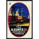 Zuntz Tee Bonn Berlin Hamburg Serie 2 - 22