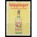 Göppinger Sauerbrunnen (Flasche)