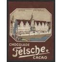 Felsche Chocolade Cacao Leipzig Altes Rathaus