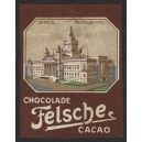 Felsche Chocolade Cacao Leipzig Reichsgericht