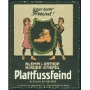 Plattfussfeind Klemm's Orthop. Kinder-Stiefel ... (WK 01)