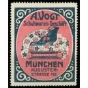 Vogt Schuhwaren-Geschäft München ... (WK 01)