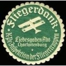 Fliegerdank Liebesgaben Abt. Charlottenburg