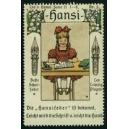 Hansi Schulfeder Leipzig ... Serie II Nr. 3