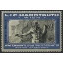 Hardtmuth Wien Serie II Bild 1 Waterman's Füllfederhalter blau
