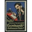 Leonhardi's Anthracen-Tinte ... (WK 01)