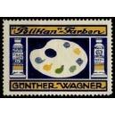 Pelikan Farben Günther Wagner (Farbpalette)
