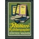 Pelikan Kohlenpapier Günther Wagner