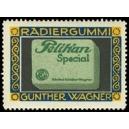 Pelikan Radiergummi Günther Wagner (quer)