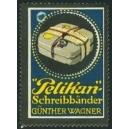 Pelikan Schreibbänder Günther Wagner