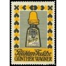 Pelikan Tusche Günther Wagner (WK 02 - gelb)