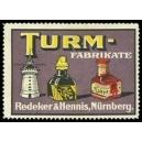Turm Fabrikate Redeker & Hennis, Nürnberg (WK 01)