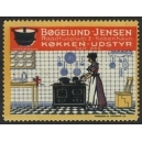 Bogelund - Jensen Kobenhavn Kokken - Udstyr ... (WK 01)