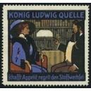 König Ludwig Quelle schafft Appetit regelt den Stoffwechsel