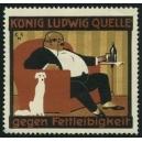 König Ludwig Quelle gegen Fettleibigkeit