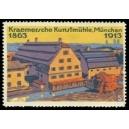 Kraemersche Kunstmühle München (WK 01)