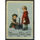 Marco Polo Tee (2 Kinder - silber)
