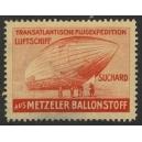 Metzeler ... Luftschiff Suchard (rot)