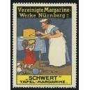 """Vereinigte Margarine-Werke Nürnberg """"Schwert"""" ..."""