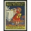 "Vereinigte Margarine-Werke Nürnberg ""Nürnberger-Stolz"" ..."