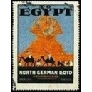North German Lloyd to Egypt