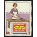 Tre Stjerne Margarine, H. Steensens (WK 01)