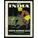 North German Lloyd to India