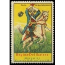 Regina-Delikatess-Margarine ... (Münchhausen - Pferd)