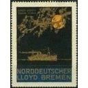 Norddeutscher Loyd Bremen Nach Indien China Japan