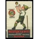 Rositzy & Witt Margarine Werke Altona ... (Ball)