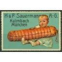 Sauermann Kulmbach München ... (WK 03 - Kind, Wurst)