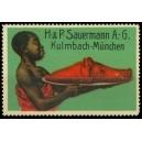 Sauermann Kulmbach München ... (WK 04 - Schweinskopf)