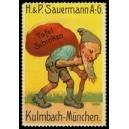 Sauermann Kulmbach München ... (WK 06 - Tafel Schinken)